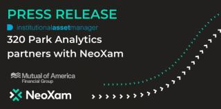 320 Park Analytics partners with NeoXam