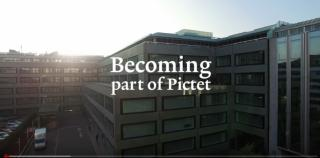 Becoming part of Pictet