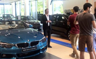 BMW Finance : la vie d'un contrat