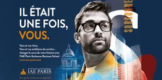 Candidatures ouvertes aux Executive Master CGAO et Finance de l'IAE Paris - Sorbonne Business School