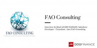 Découvrez l'interview exclusive de Jihad AZAMI HASSANI, Salesforce Developer / Consultant  chez FAO Consulting !