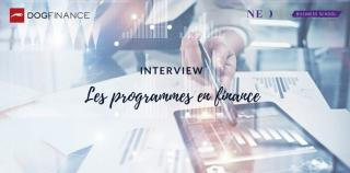 NEOMA forme les futurs analystes financiers « corporate » 4.0