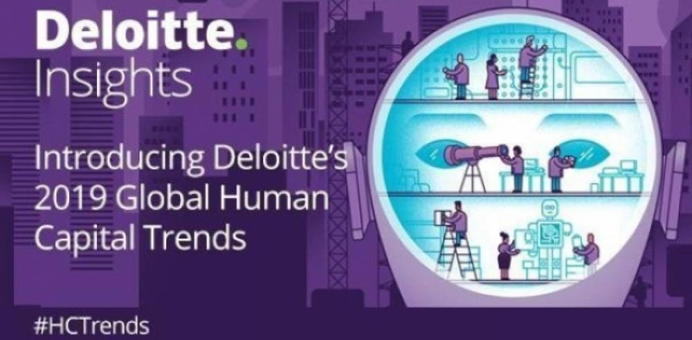 Deloitte's 9th edition of the annual Global Human Capital Trends report