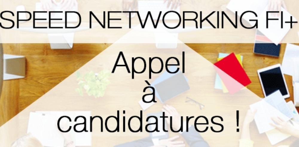 DFCG & FI+ Speed Networking 2018 – Appel aux « Candidats »!