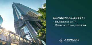 Distributions SCPI T3