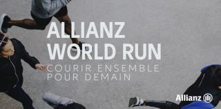 C'est parti pour la 5e édition du Allianz World Run !