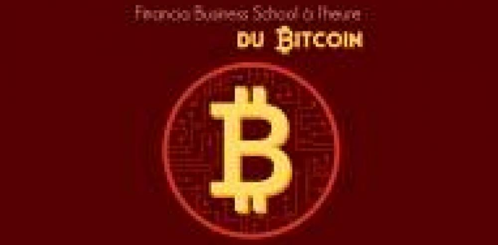 Financia Business School accepte les paiements en bitcoins