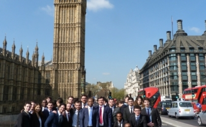 Immersion à Londres pour les étudiants MBA Trading – Finance de Marché