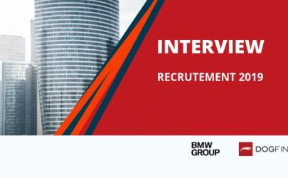 BMW Finance recrute en 2019