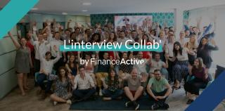 L'interview Collab' by Finance Active : Meriem Amirouche