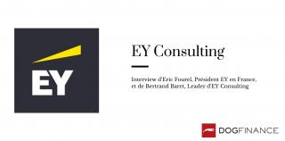 Interview du Président EY en France et du Leader d'EY Consulting