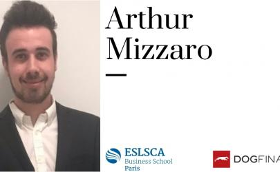 Interview exclusive d'Arthur Mizzaro, gagnant du Trophée de l'ESLSCA