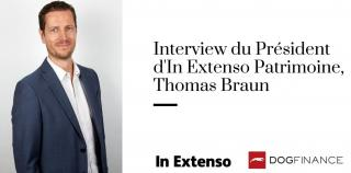 Interview exclusive du Président d'In Extenso Patrimoine