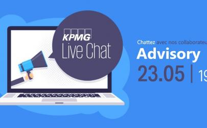 KPMG Live Chat Advisory