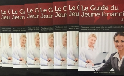 Le Guide du Jeune Financier - Edition 2017