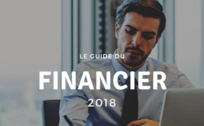 Le guide du financier - Edition 2018