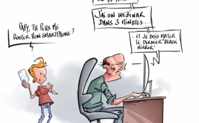 LES SÉNIORS FACE À L'INNOVATION