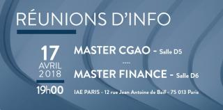 Newsletter IAE Paris - avril 2018