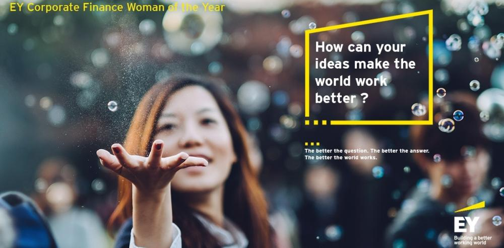 [CONCOURS] Participez au Corporate Finance Woman of the Year (CFWY)