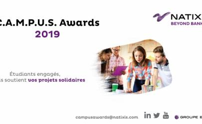 Participez aux C.A.M.P.U.S. Awards 2019 !