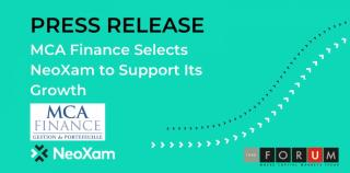 Press Release: MCA Finance Chooses NeoXam to Support its Growth