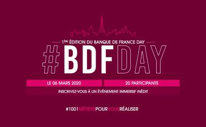 [RECRUTEMENT] PREMIER BDF DAY OI