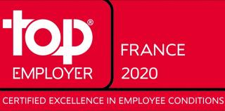 Swiss Life « Top Employers » 2020