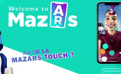 Welcome to MazARs !