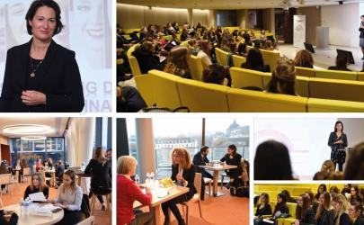 Women in Finance : dans les coulisses de Natixis grâce au 2e Shadowing Day