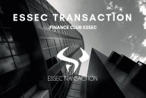Trophée du meilleur financier 2019 de l'Essec Transaction
